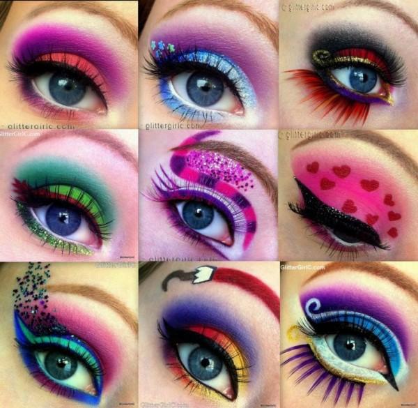 Make up Art- soft colors