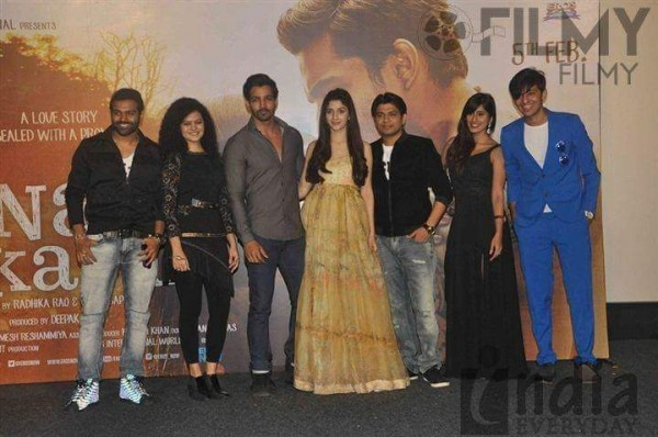 Mawra Hocane at the music launch of Sanam Teri Kasam (3)