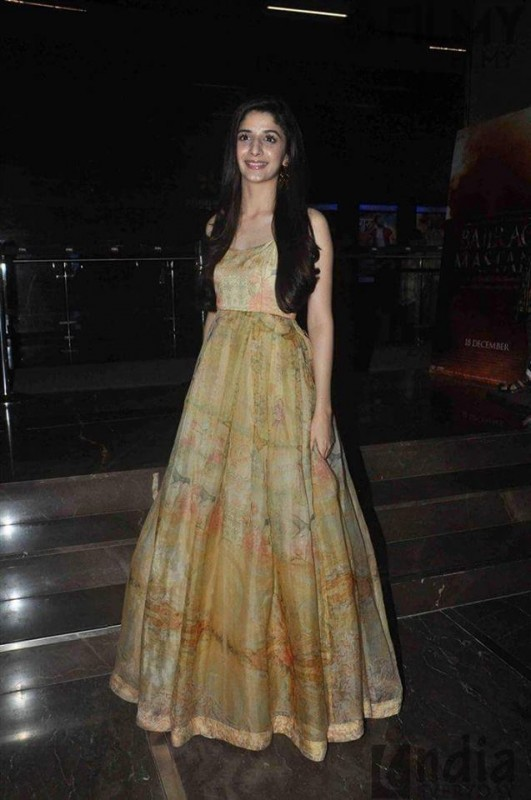 Mawra Hocane at the music launch of Sanam Teri Kasam (4)