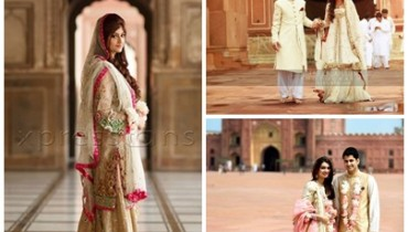 Nikah Dresses Trends 2016 For Women