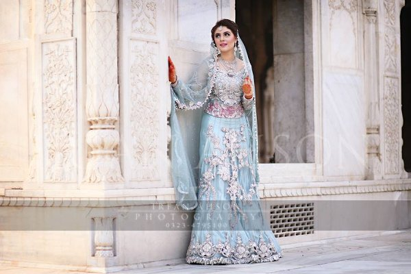 Nikah Dresses Trends 2016 For Women001