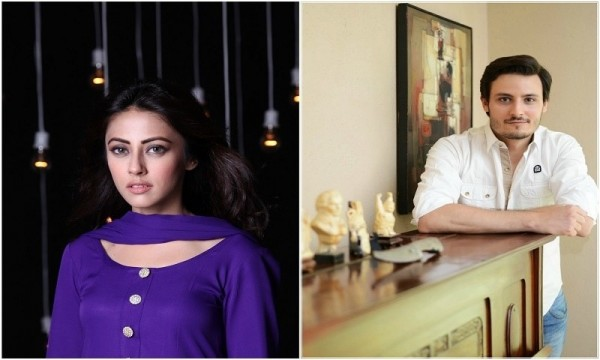 Osman Khalid Butt and Ainy Jaffri is a new couple for Balu Mahi