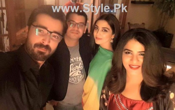 Pictures from set of Drama serial Mann Mayal (2)