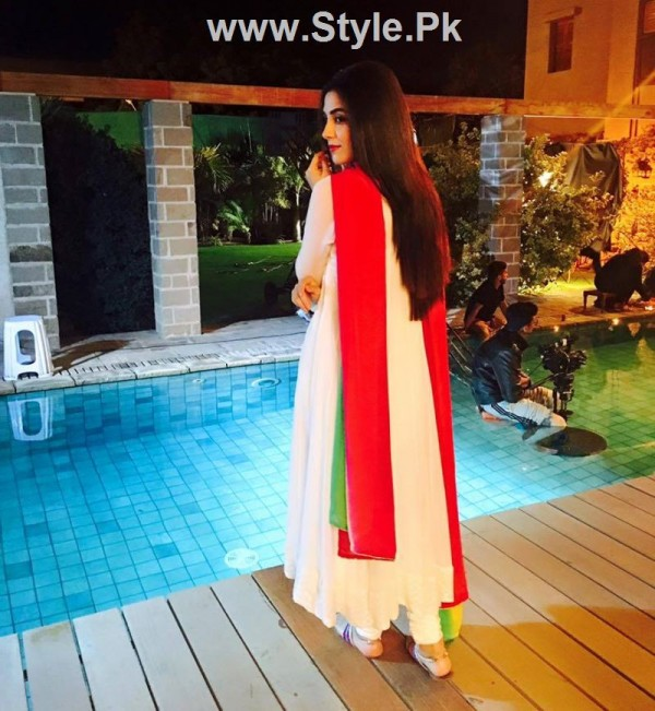 Pictures from set of Drama serial Mann Mayal (3)