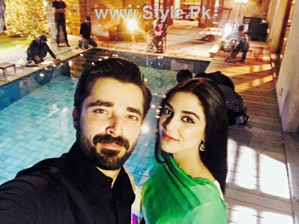 Pictures from set of Drama serial Mann Mayal (4)