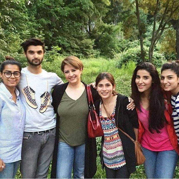 Pictures from the set of Dobara Phir Se (8)