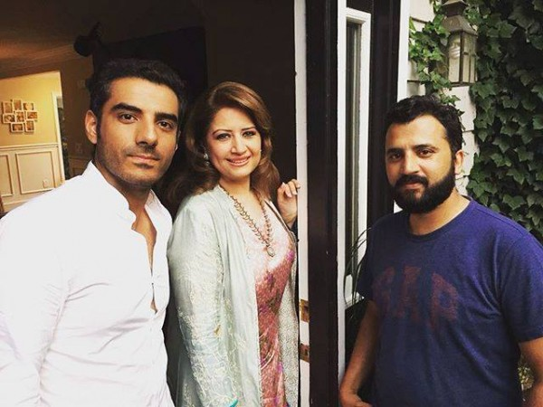 Pictures from the set of Dobara Phir Se (9)