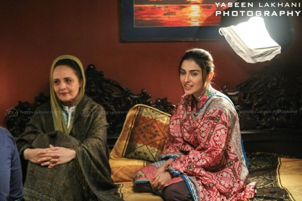 See Pictures from the set of Tum Kon Piya