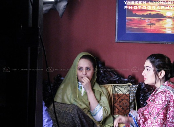 Pictures from the set of Tum Kon Piya (6)