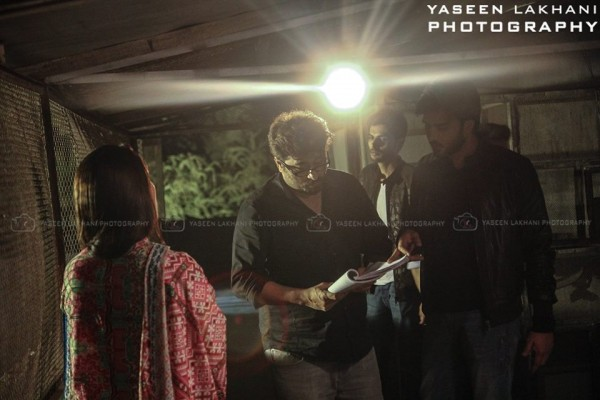 Pictures from the set of Tum Kon Piya (7)