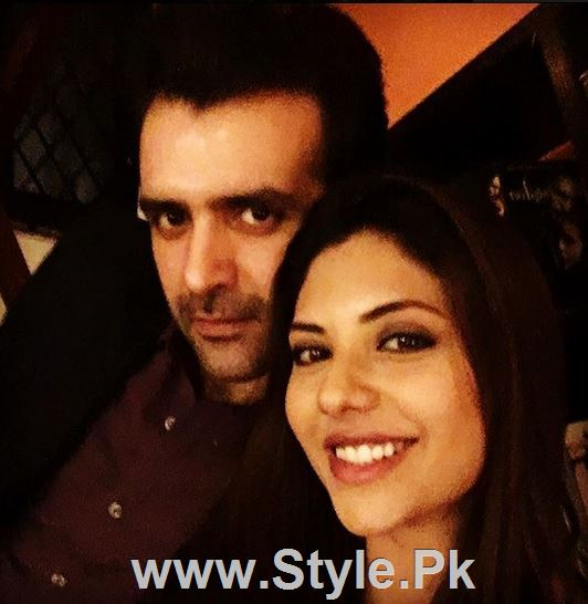Pictures of Pakistani Celebrities on New year's Eve (11)