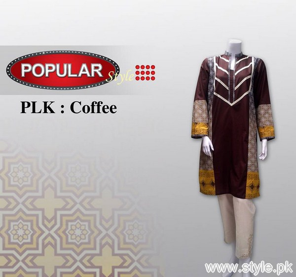 Popular Style Winter Collection 2016 For Girls 7