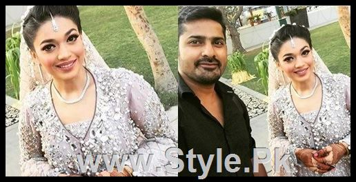 See Sanam Jung on her Walima