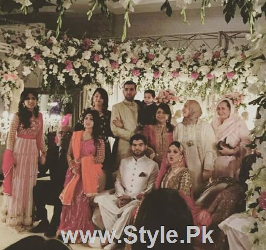Sanam Jung on her Wedding day 4