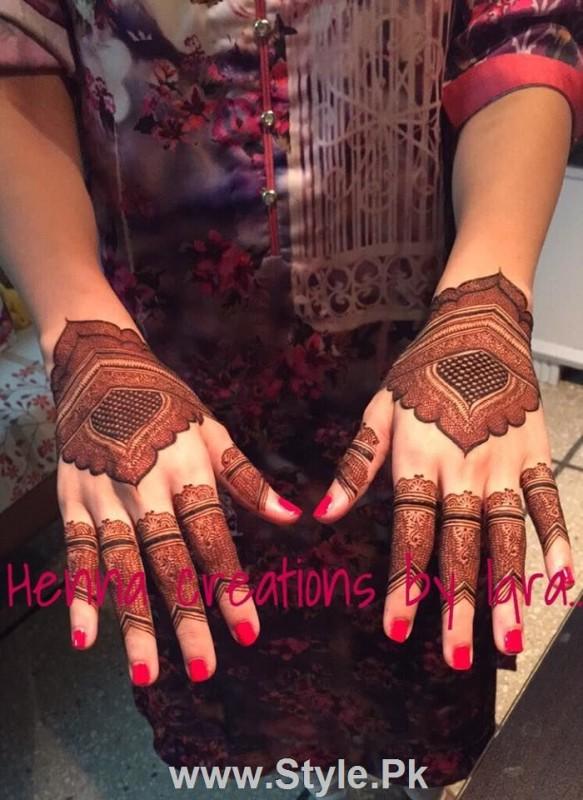 Sanam Jung's Henna's Details (3)