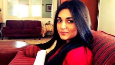Sarah Khan television actress