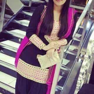 Shalwar Kameez Trend 2016-black