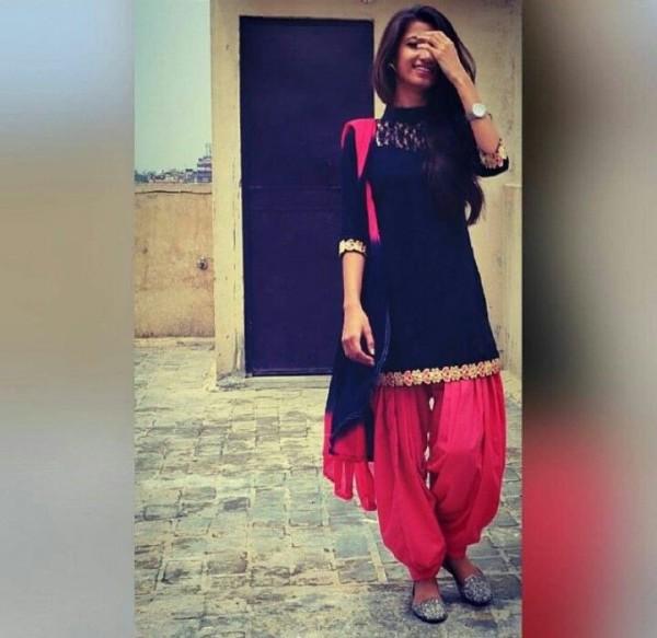 Shalwar Kameez Trend 2016- pink