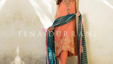 Tena  Durrani Party Wear Collection 2016 For Women0012