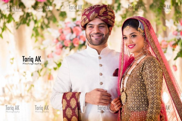 See Best pictures from Sanam Jung's Wedding