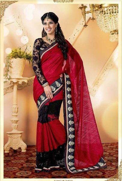 Trends Of Indian Sarees 2016 For Women01