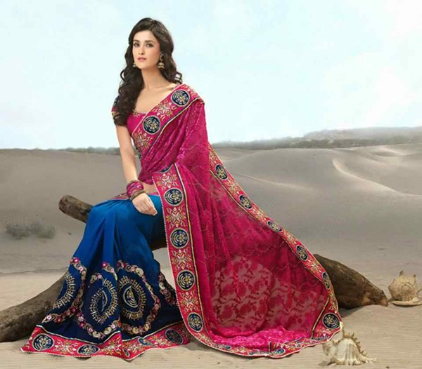 Trends Of Indian Sarees 2016 For Women
