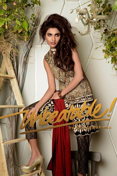 Unbeatable By Shahla Rehman Winter Collection 2015 For Women007