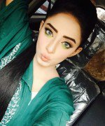 Unseen  Sanam Chaudhry Selfie Photoshoot- duck