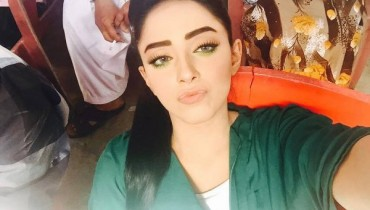 Unseen Sanam Chaudhry Selfie Photoshoot
