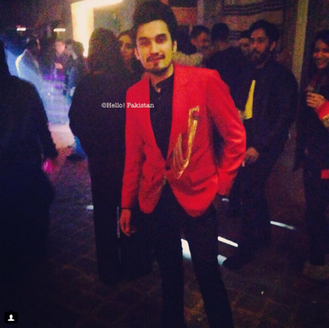 Uzair Jaswal new year