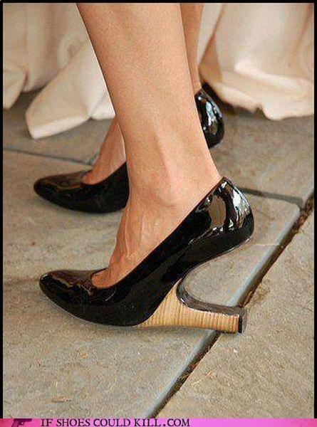 Weird Fashion Trends 2016- heels