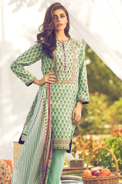 Alkaram Lawn Dresses 2016 Volume 1 For Women0013