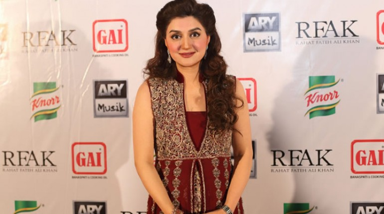 "See Ayesha Sana says my Ex-Husband is responsible for my ""Bright Krein"" Video"