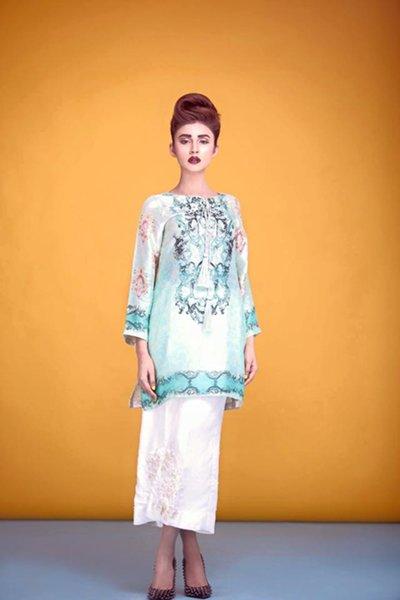 Ayesha Somaya Spring Dresses 2016 For Women001