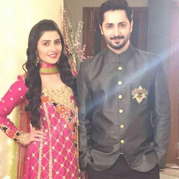 Ayeza Khan Danish Taimoor latest