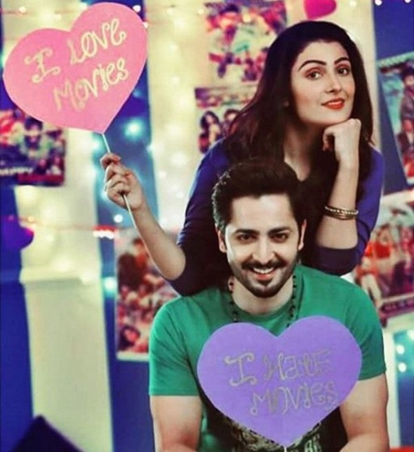 Ayeza Khan Danish Taimoor picture