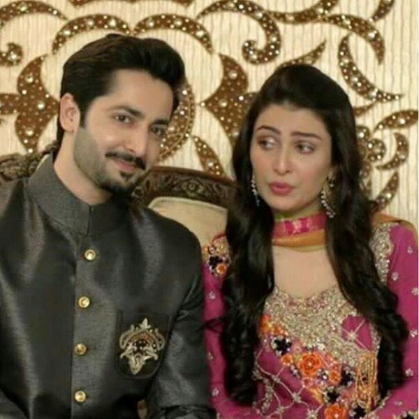 Ayeza Khan Danish Taimoor valentine latest