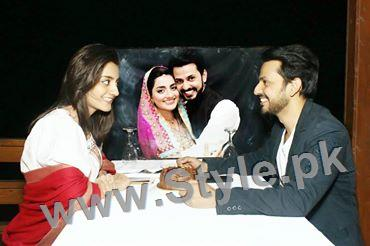 Bilal Qureshi and Uroosa Qureshi Celebrating 1st Wedding Anniversary (4)
