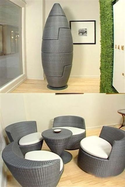 Convertible Furniture Ideas for Small Space - Style.Pk