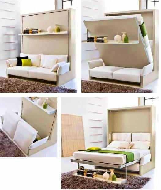 Convertible furniture ideas for small space - Convertible desks for small spaces ...