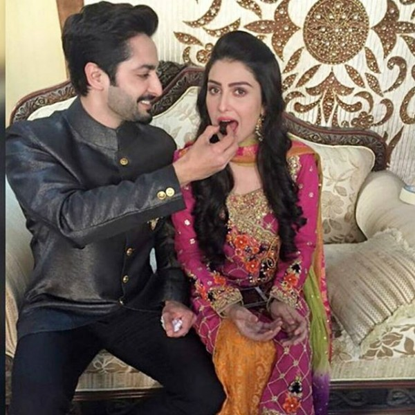 Danish Taimoor Ayeza Khan latest