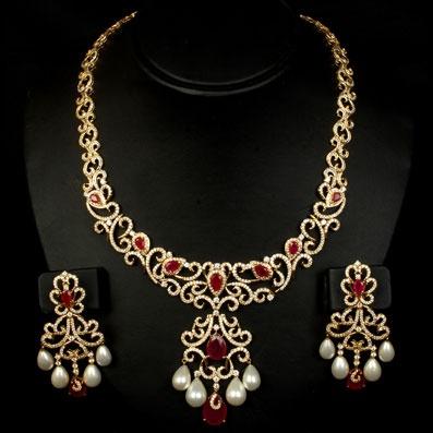 Elegant Jewelry designs 2016.set