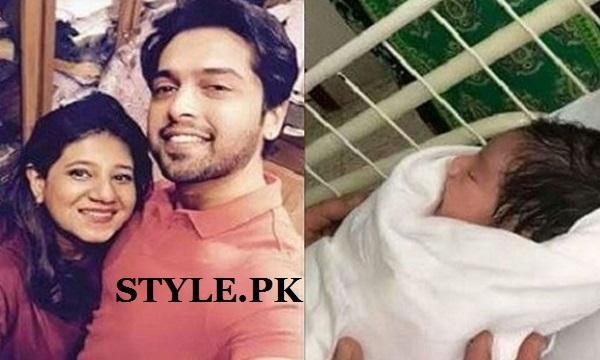 Fahad Mustafa Newborn Baby Boy Picture Style Pk