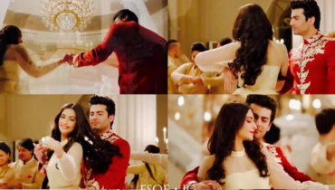 Fawad Khan Romance with Sonam Kapoor in Tarang Ad