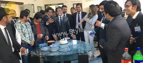 See Fiza Ali celebrating her birthday