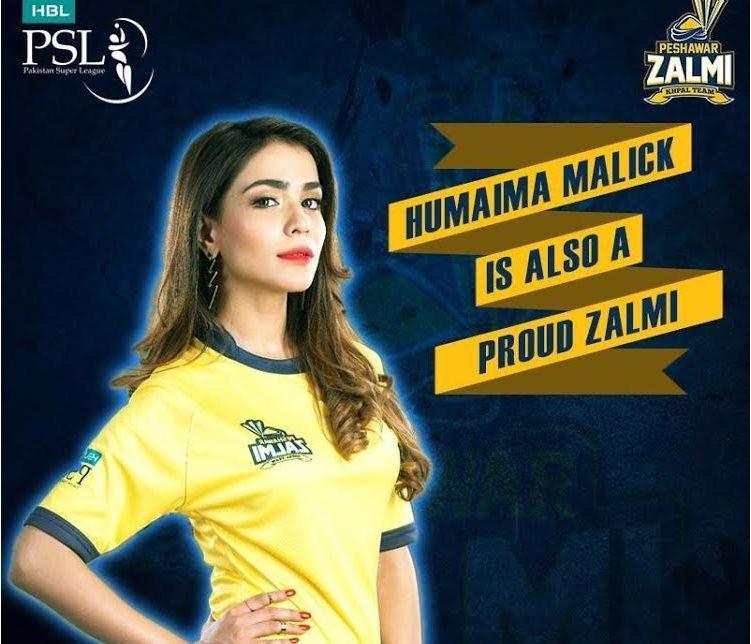 Humaima Malik Zalmi