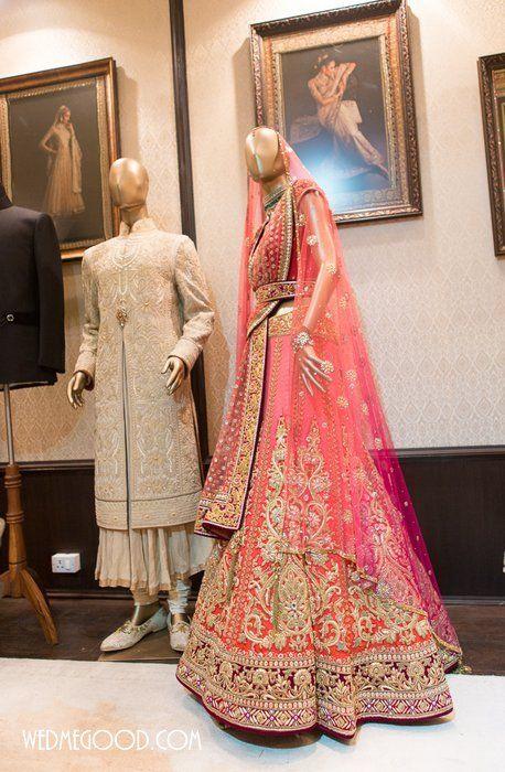 Indian Wedding lehngay 2016- work