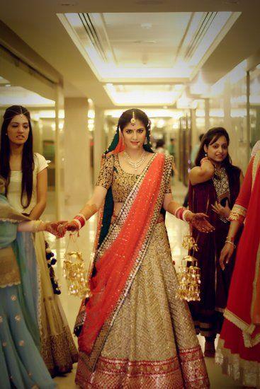 Indian Wedding lehngay 2016. grace