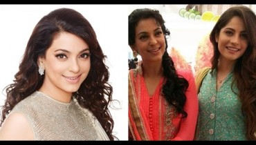See Juhi Chawla is in Karachi, Pakistan