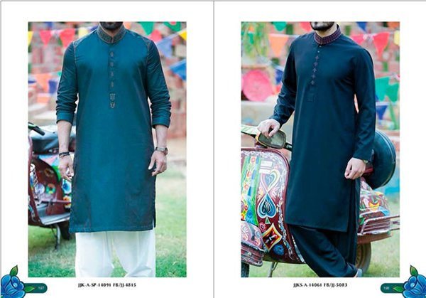 Junaid Jamshed Summer Dresses 2016 Volume 1 For Men0010